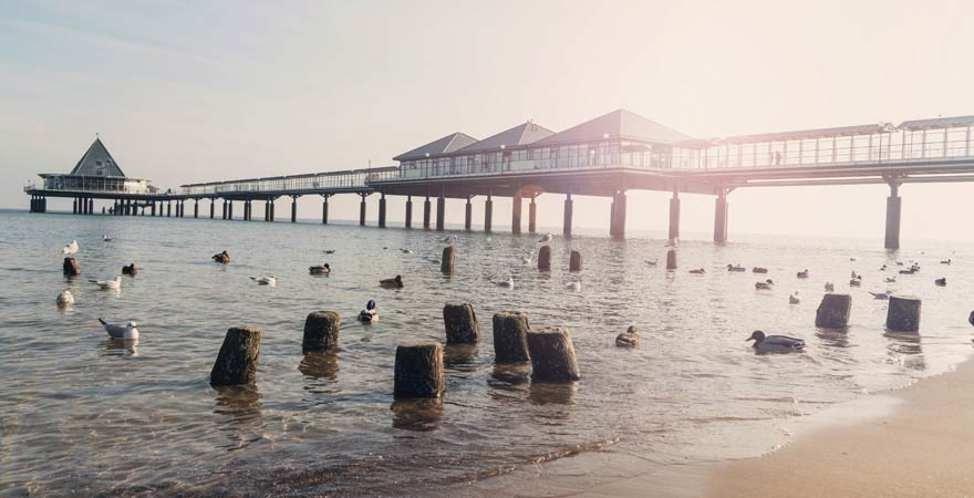 Heringsdorf auf Usedom ist ein echter Reisetipp für die Ostsee