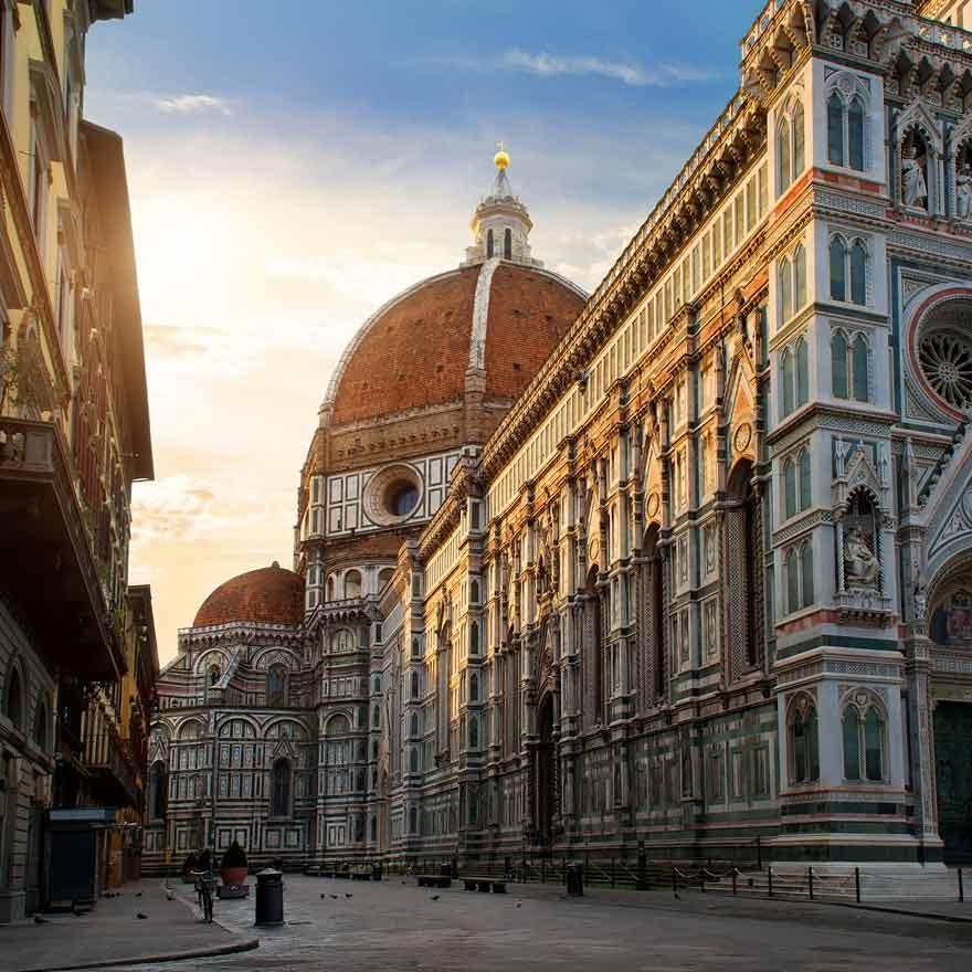 Ein Städtetrip nach Florenz ist ein Reisetipp für Italien-Urlauber