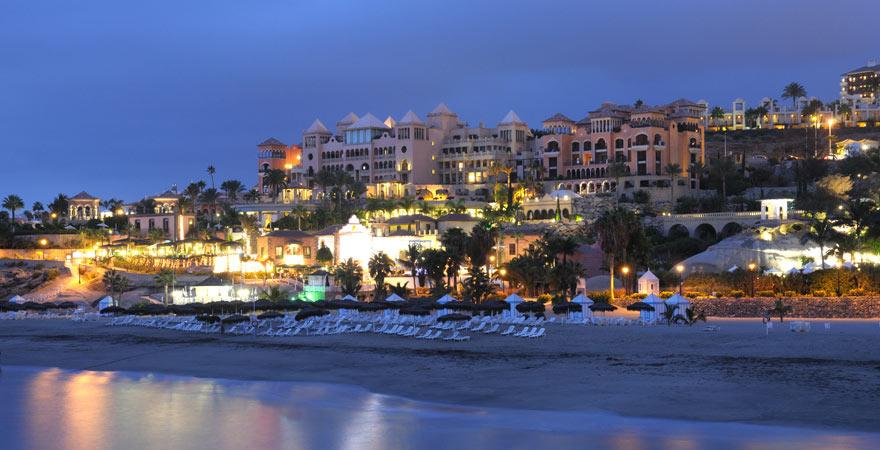 Playa del Duque auf Teneriffa ist einer der Top-11-Strände in Spanien