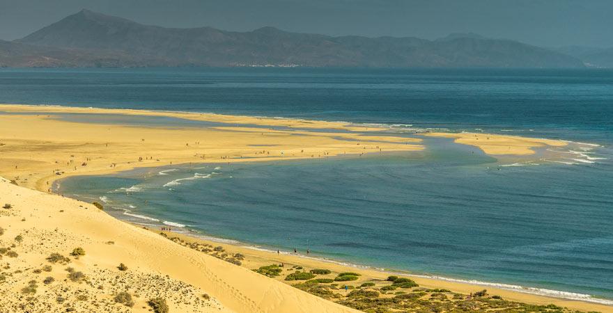 Risco del Paso auf Fuerteventura: ein einzigartiger spanischer Strand