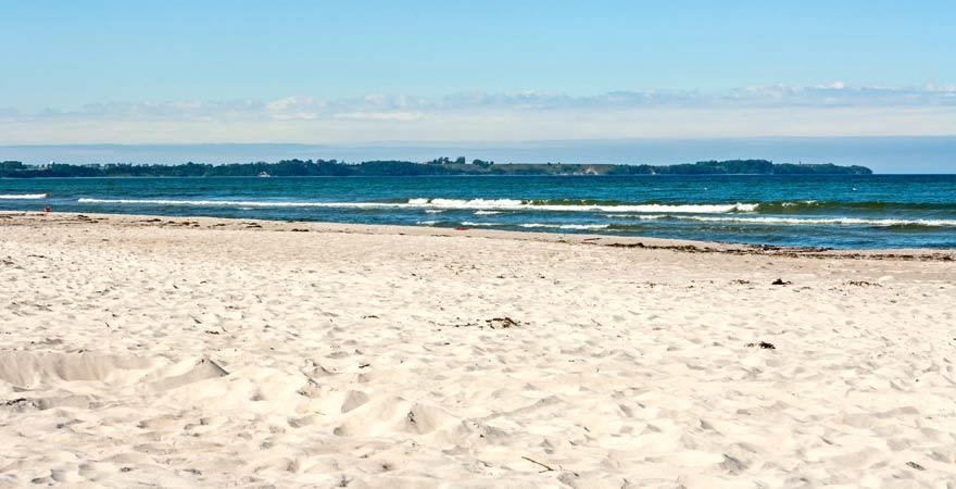 Unser Reisetipp für Badeurlauber an der Ostsee: der Schaabe-Strand auf Rügen