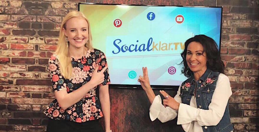 socialklar.TV: Sarah und Mary