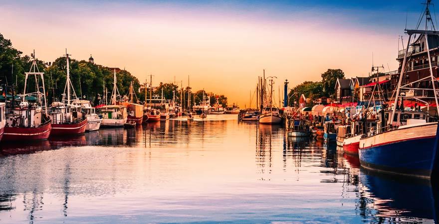 Warnemünde in Rostock: ein echter Reisetipp für alle Ostsee-Urlauber