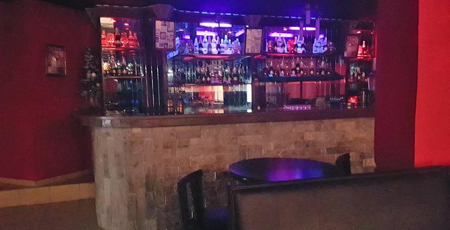 Bar im Marlin Inn Azur Resort