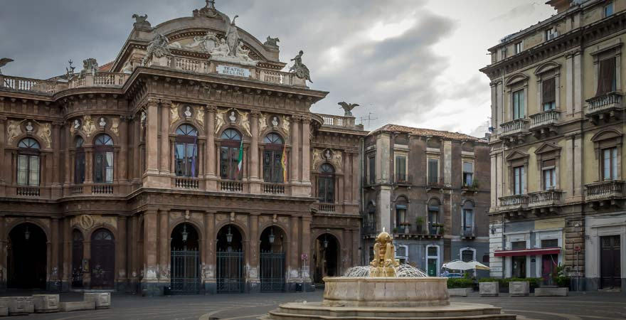 Bellini-Oper in Catania