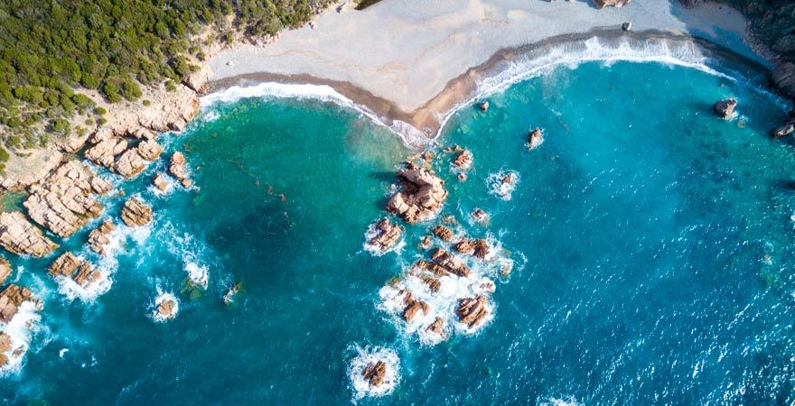 Sardinien überzeugt mit seiner Schönheit