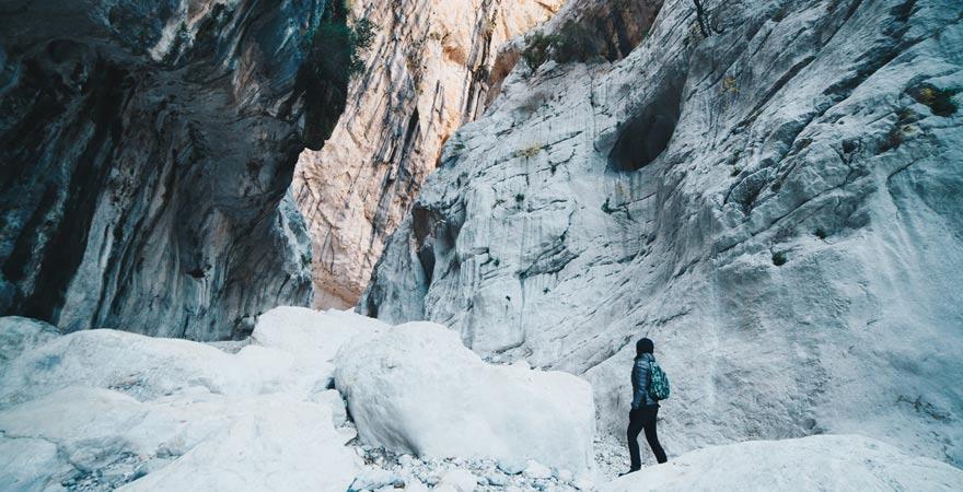 Unser besonderer Sardinien-Reisetipp für Wanderfreunde: die Gorroppu-Schlucht beim Supramonte