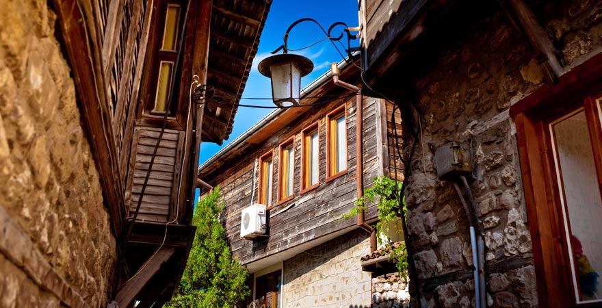 Die Altstadt von Nessebar ist reich an Sehenswürdigkeiten