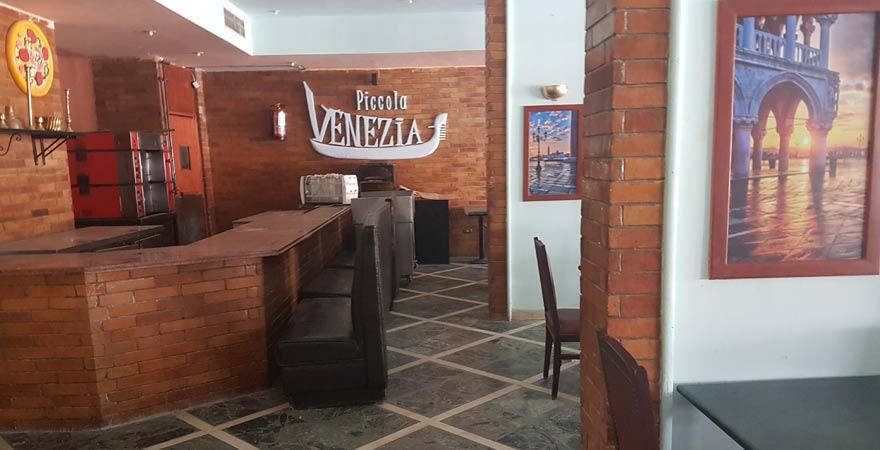 Restaurant Piccola Venezia im Marlin Inn Azur Resort