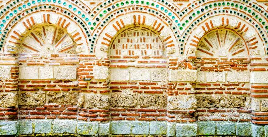 Eine tolle Sehenswürdigkeit in Nessebar sind die vielen Kirchen