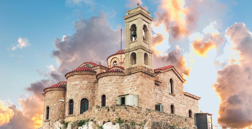 Unser Reisetipp für Zypern: Panagia Theoskepasti, Paphos