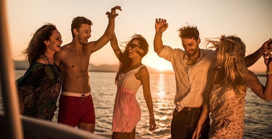 Party-Boot - unsere Empfehlung für richtig heiße Partyreisen nach Mallorca