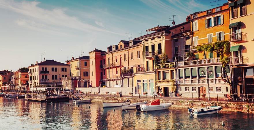 Wer von der Antike fasziniert ist, wird von Peschiera del Garda begeistert sein. Ein absoluter Gardasee-Reisetipp!