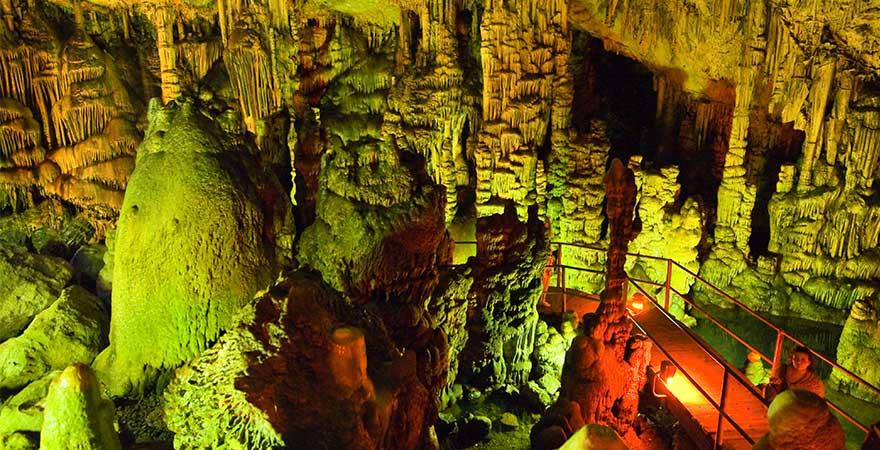 Reisetipp für die ganze Familie: Psychro Höhle auf Kreta