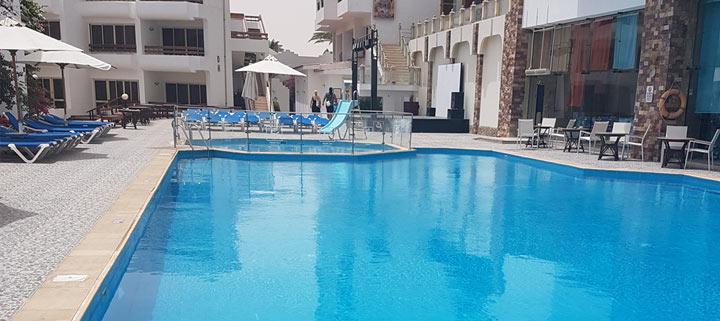 Marlin Inn Azur Resort In Hurghada Ein Rundgang Der Sonnenklar Tv