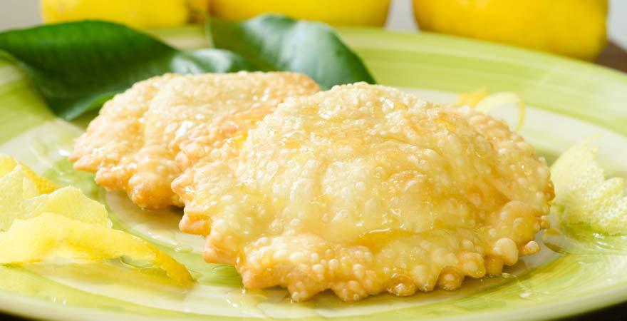 Köstliches Dessert aus Sardinien: Sebadas