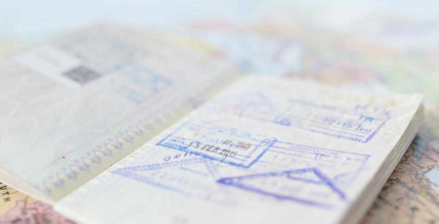 Visapflicht für deutsche Staatsbürger