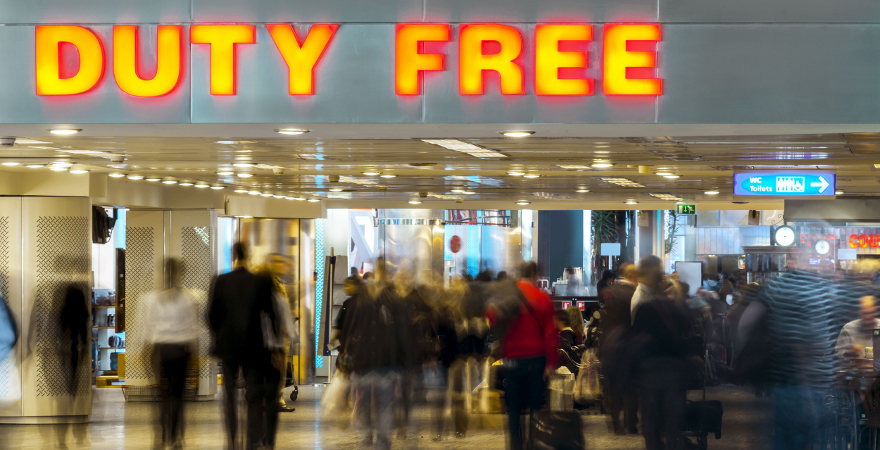 Duty-free Bedeutung