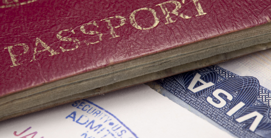 Was ist ein Visum