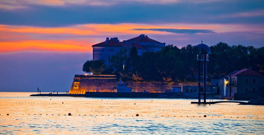 Zadar in Kroatien ist super für Familien im Urlaub in Kroatien