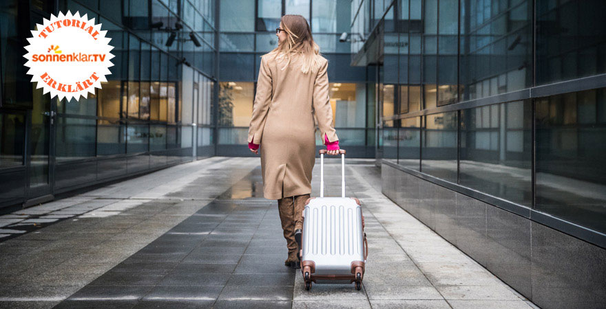 Regeln fürs Handgepäck
