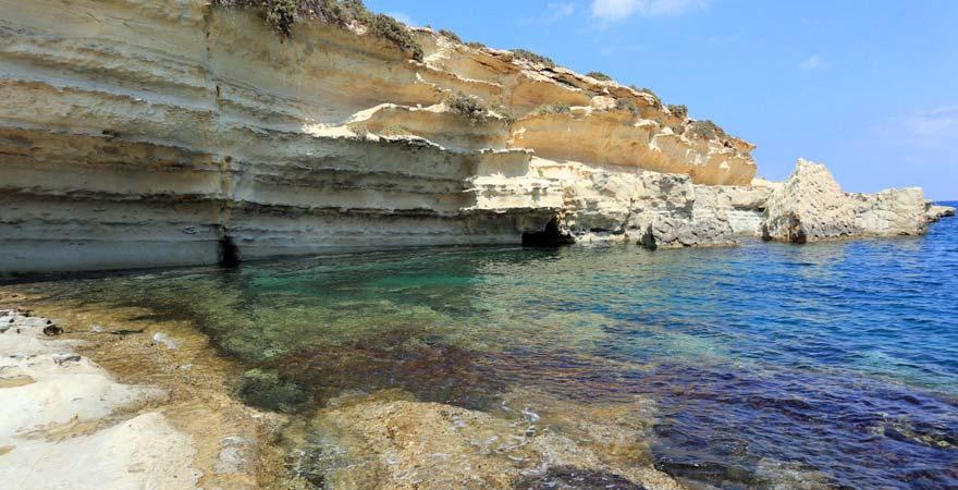 Malta strände buchten