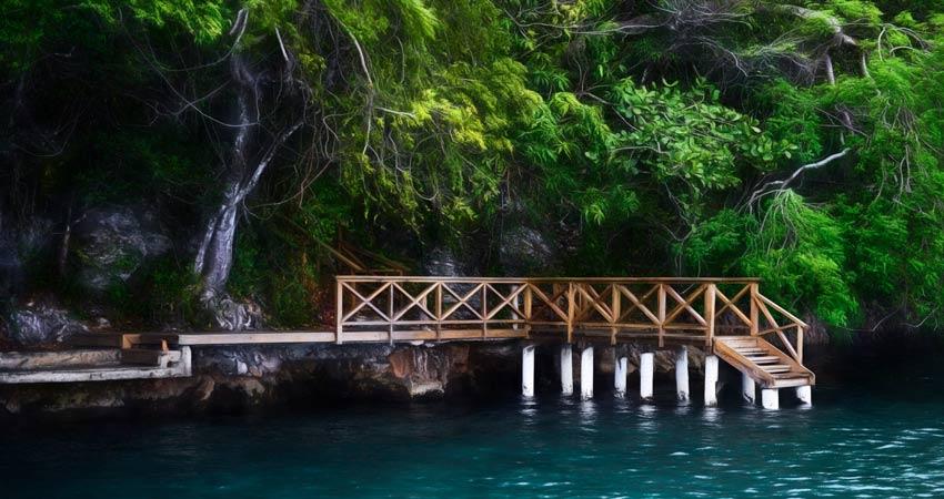 Los Haitises Nationalpark, Samana