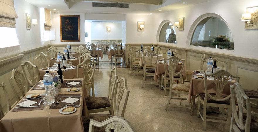 Buffetrestaurant, Osborne Hotel, Valletta, Malta
