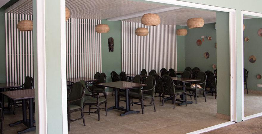Restaurant des Senegambia Beach Hotels