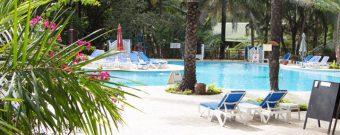 Rundgang, Senegambia Beach Hotel