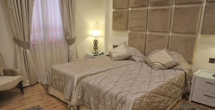 Zimmer im Hotel Osborne