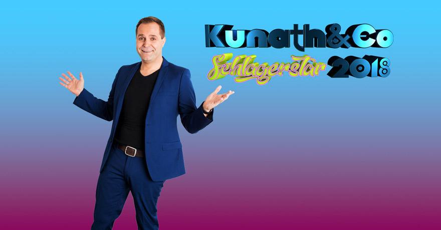 Kunath & Co. Schlagerstar 2018