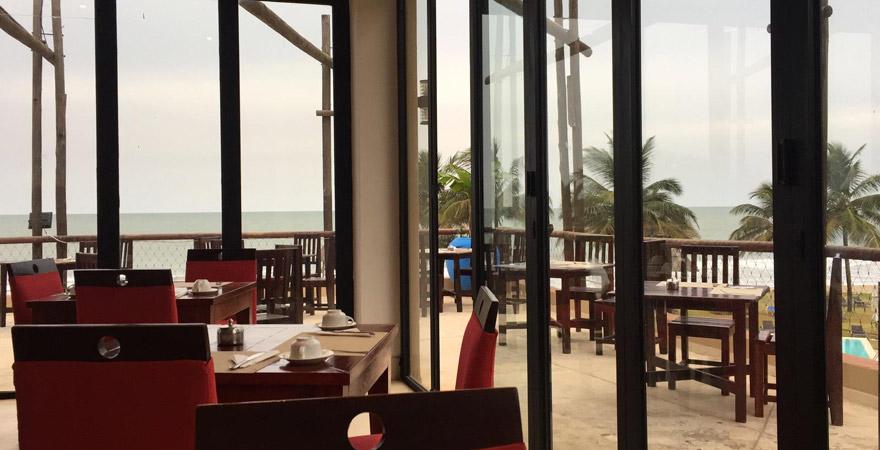Balafon Restaurant, LABRANDA Coral Beach Gambia
