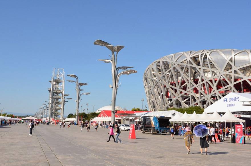 Olympiastadion, Peking