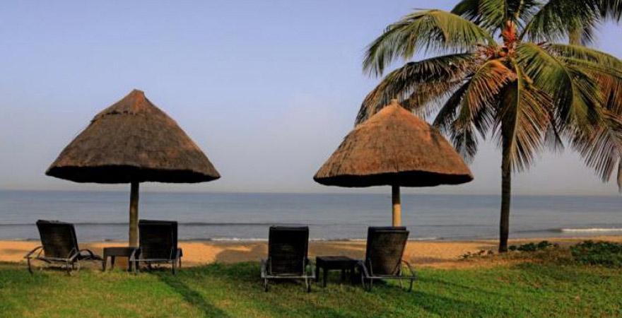 Strand vom LABRANDA Coral Beach, Gambia