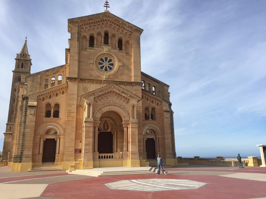 Ta Pinu auf Gozo