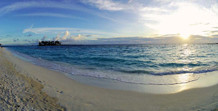 Veligandu ist ein toller Reisetipp für Familien, die auf den Malediven Urlaub machen wollen
