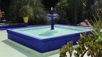 Gärten in Marrakesch