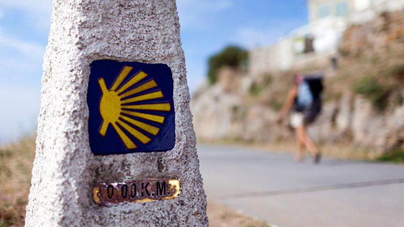 Den Jakobsweg pilgern auf dem Camino Inglés