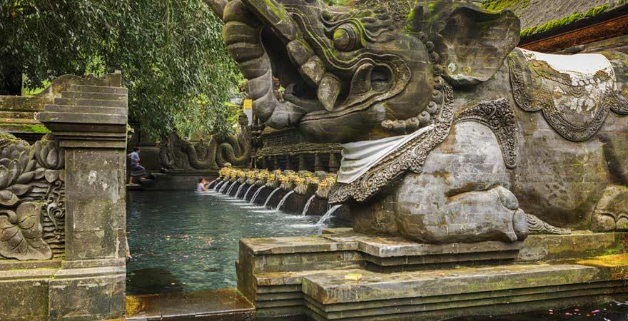 Tirta Empul Tempel, Bali