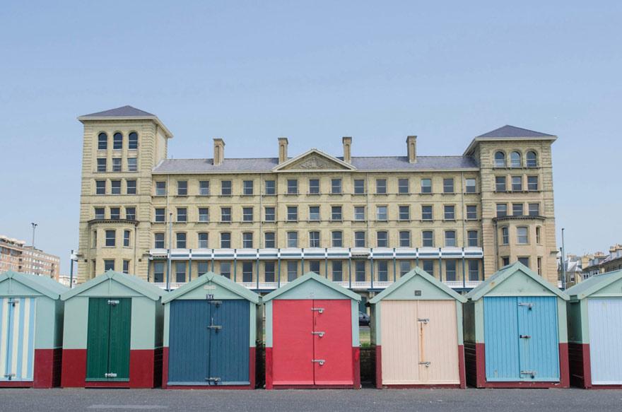 Strandhütten, Hove, Brighton