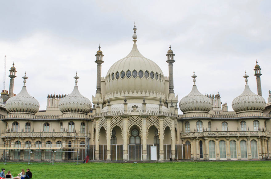 Royal Pavillion, Brighton