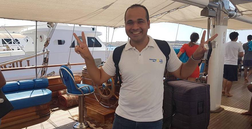 Guide Ali, Schnorchelausflug Sharm el Sheikh