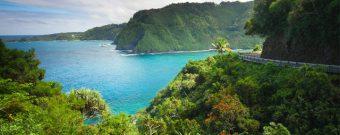 Road to Hana auf Hawaii
