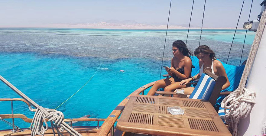 Schnorchelausflug Sharm el Sheikh