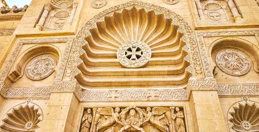 Koptische Kirche in Kairo
