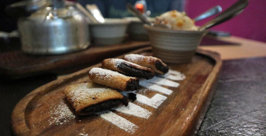 Dattelgebäck aus der malteischen Küche