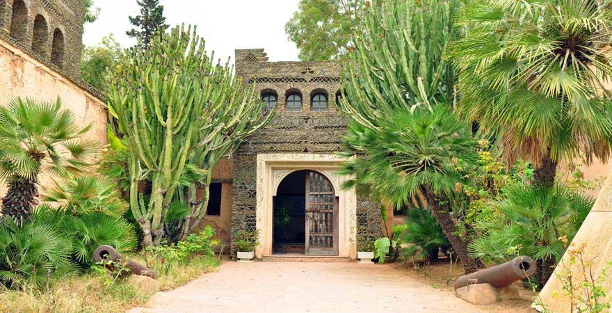 Jardin d'Olhao, Agadir