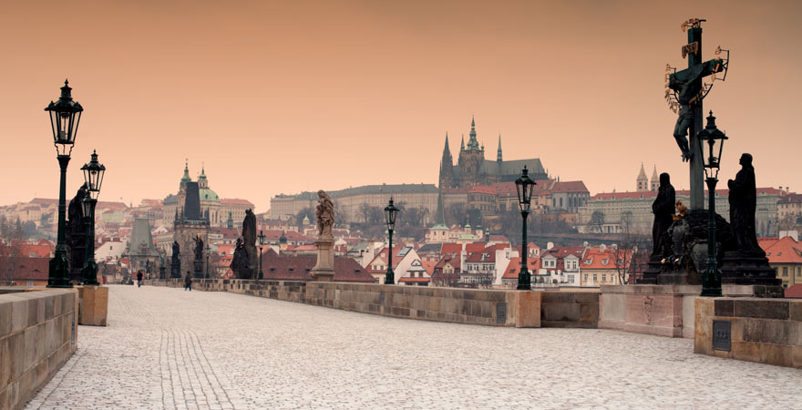 Karluv Most in Prag