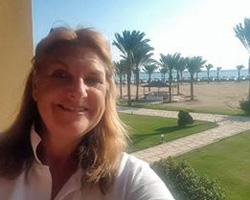 UrlaubsCheckerin Astrid im Magic Tulip Beach Resort